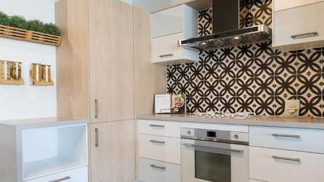 Subway-style splashbacks are popular at the moment. Photo: Dominika Lis