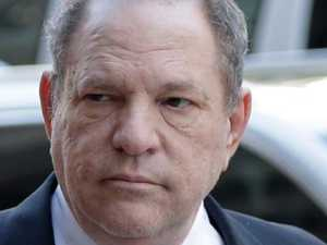 'Sleazy' Weinstein caught out on video