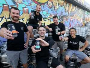 Brewery slammed over new beer