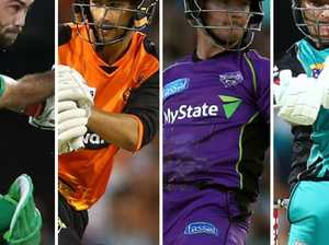 UPDATED: Squads for every Big Bash team