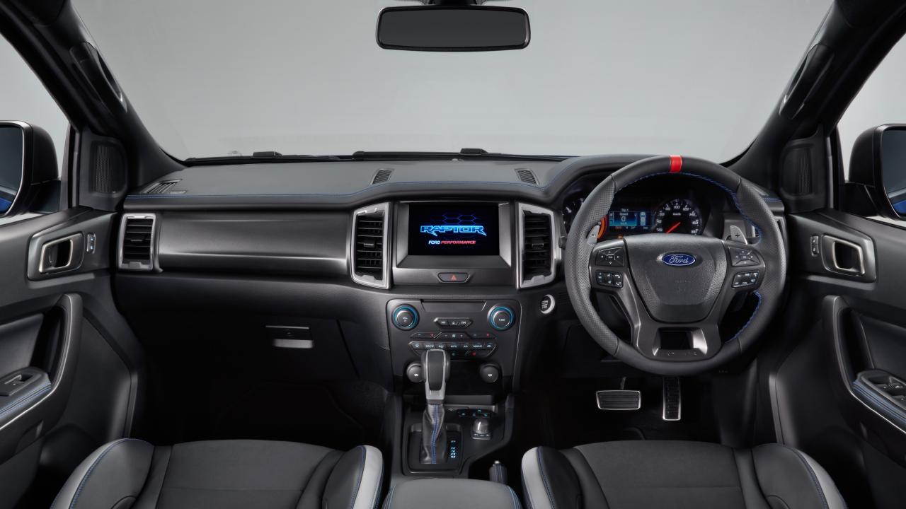 The Raptor's cabin is a pleasant space. Picture: Supplied.