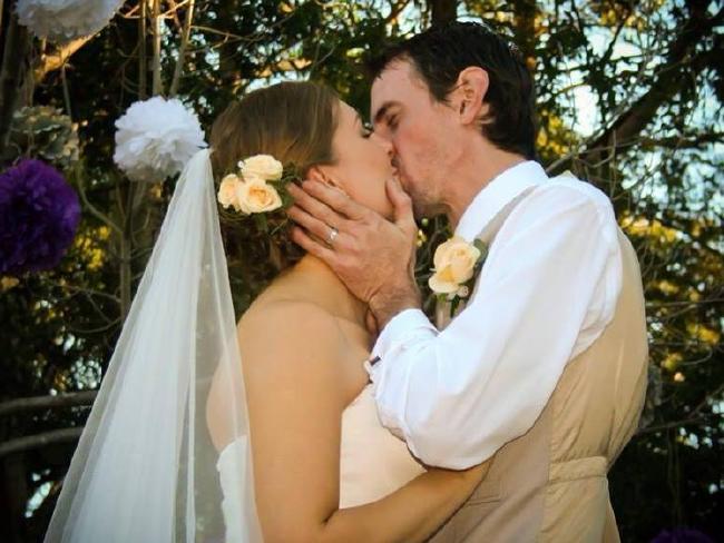 Paul and Belinda Doe. Picture: Facebook