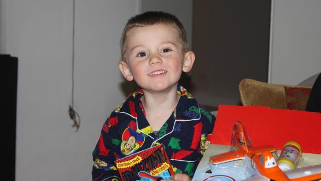 Missing NSW boy William Tyrrell, who would have turned 7 in June. Picture: AAP/NSW Police