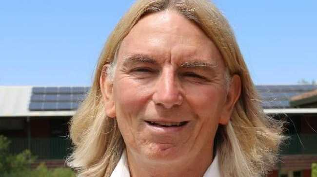 Teacher Paul Withers taught students the wrong HSC course was sacked, only to be given another job at a regional school. Picture: Supplied