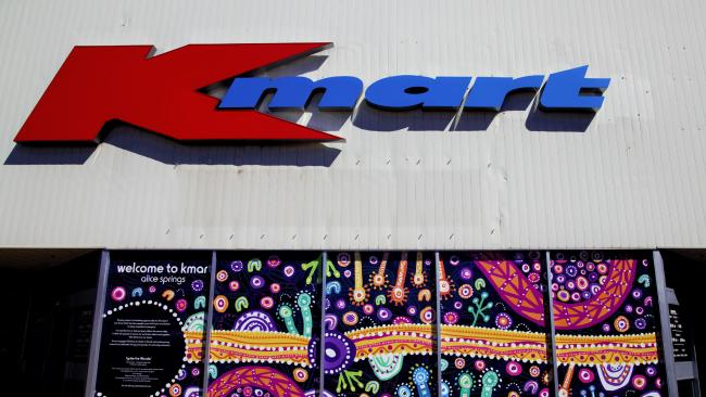 Kmart will soon allow shoppers to use Afterpay. Photo: SUPPLIED