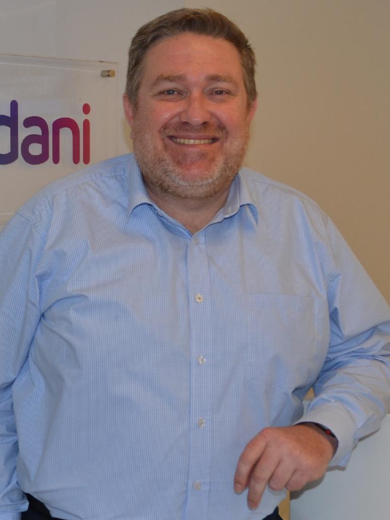 Adani Mining CEO Lucas Dow