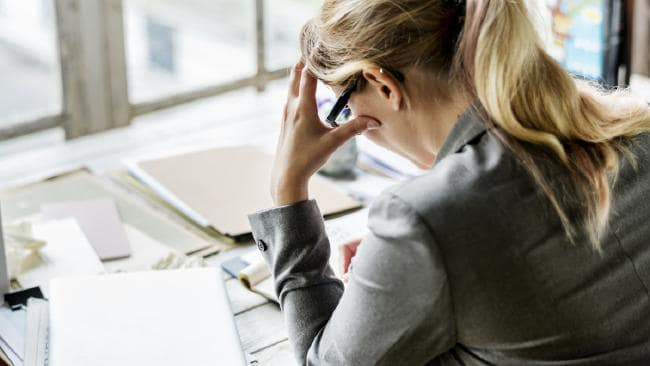 One in three Australian workers suffer from mental illness.