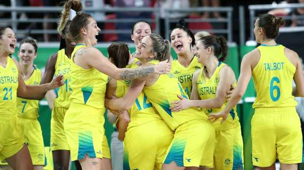 Australia come into the tournament in good form and spirits. Picture: Getty.