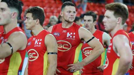 Steven May is expected to request a trade out of Gold Coast.