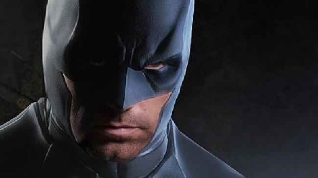 Ben Affleck as Batman. Picture: Supplied