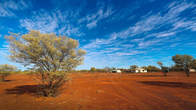 Queensland has been in the grip of a terrible drought. Picture: Nigel Hallett