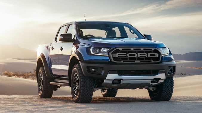 Ford Ranger Raptor 3