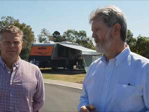 Berwin discusses Fraser Coast's investment market with Steve Baxter