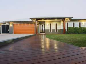 Hot property: Striking modern home hits the market