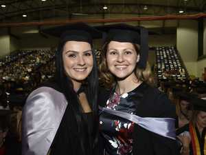 GALLERY: Graduates prepare to start the next chapter