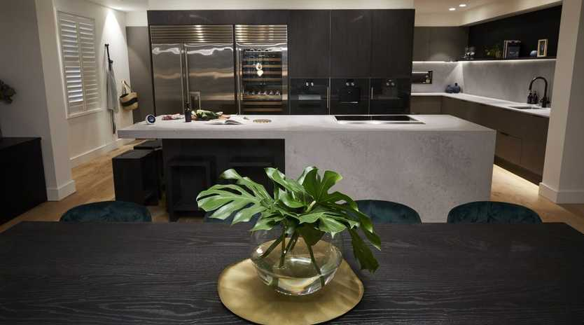 Kerrie and Spence's kitchen is flawless according to The Block judges.