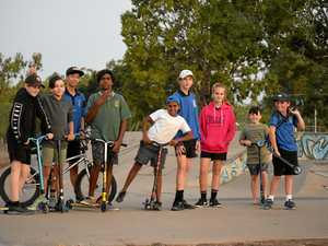 Big plans for the Biloela skate park