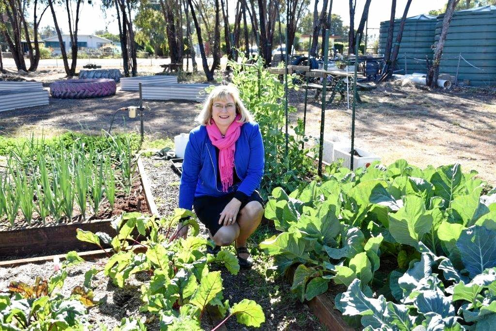 INTO THE GREENS: Member for Warrego Ann Leahy believes the Greens policies don't reflect the needs of the state.