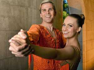 Ipswich first as Strictly Ballroom goes on show