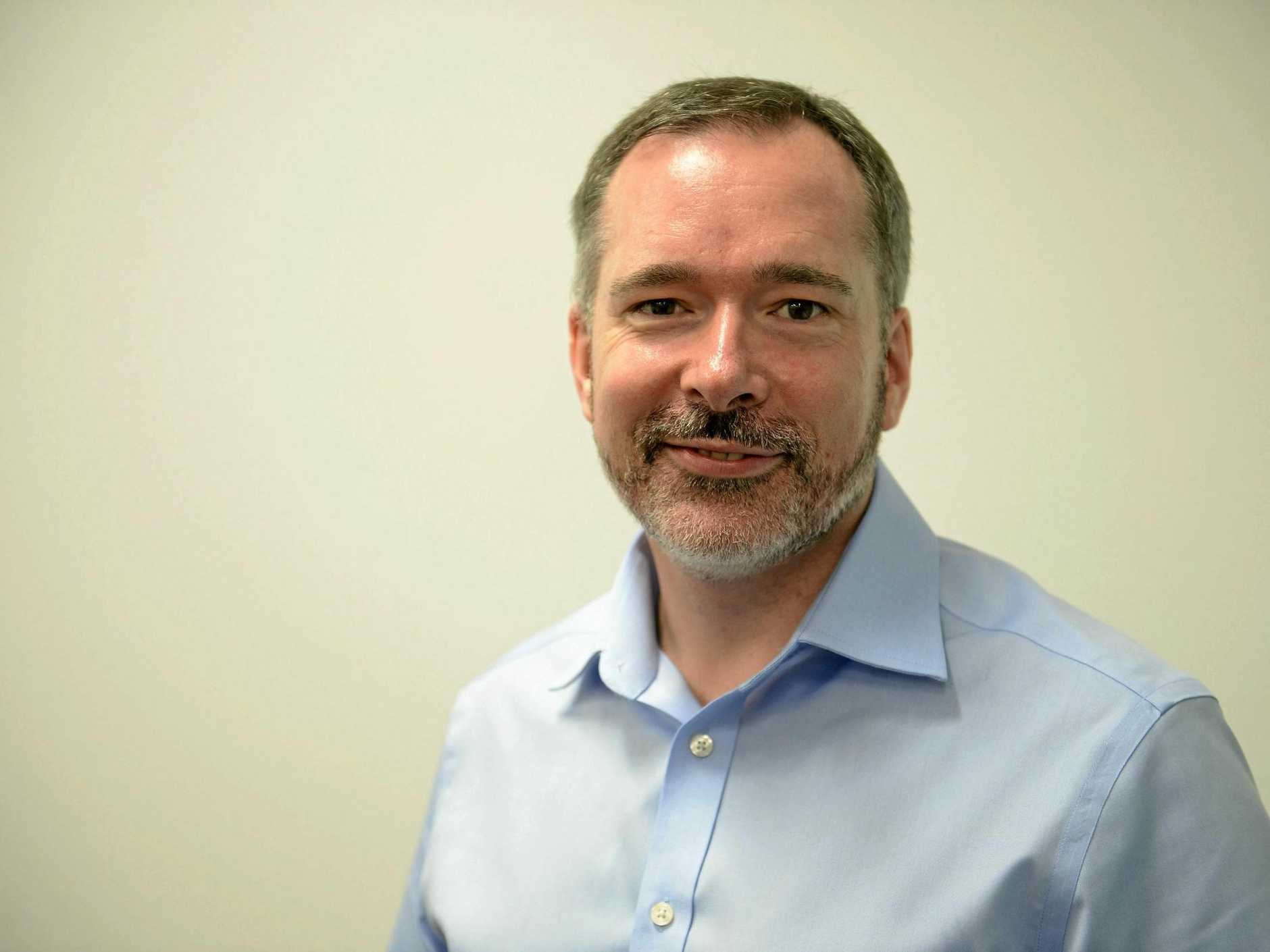 CQHHS chief executive Steve Williamson.
