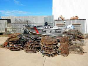 'Ghost fishing': Haul of abandoned crabbing gear recovered