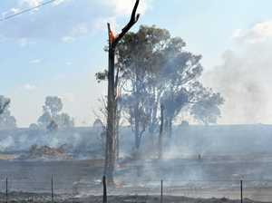 Welder's spark likely source of Grantham fire, say firies