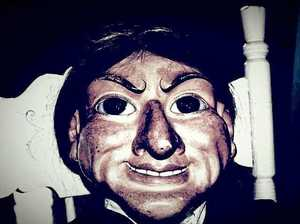 Doll from hell: One of world's most haunted objects in town