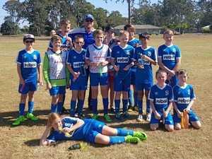 Teamwork paves way for Sunbury's under-12s