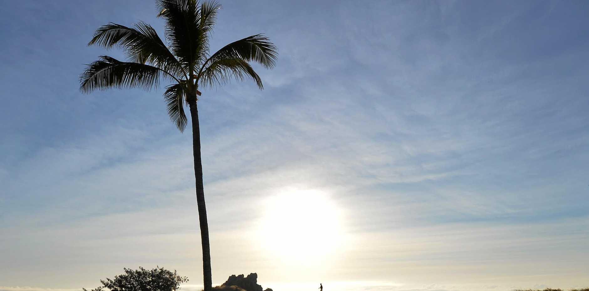 Early morning views around Mackay. Lamberts Beach lookout.