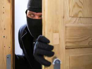 BEDROOM SHOCK: Man wakes to find intruder lurking by his bed