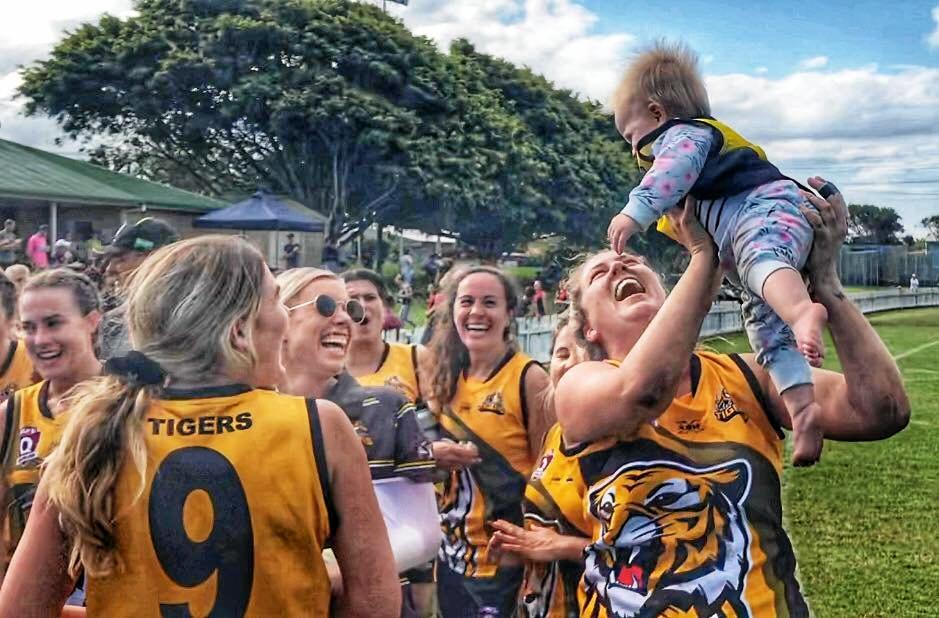 The Tweed Tigers have built a fantastic atmosphere around the club, one in which the women's team has thrived.