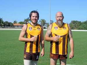 Family passion for Aussie rules forges close bond