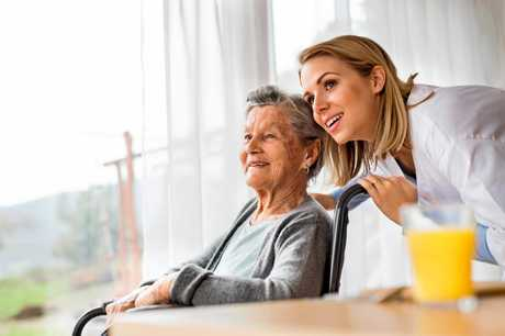 Older people want to retire in style and comfort.