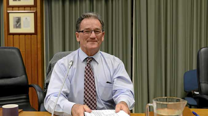 Mayor to sit for second term