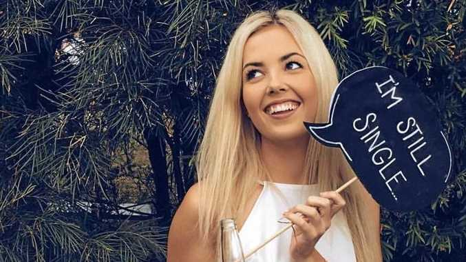 PLAYING CUPID: Gympie bachelorette Nina Kenning is one of many eligible Gympie women looking for love.