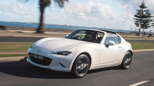 Mazda MX-5: Extra punch for the 2.0-litre engine