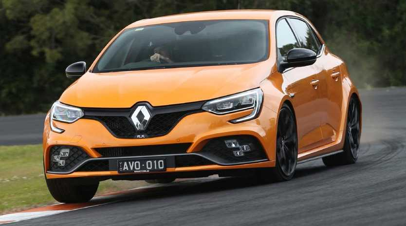 The new Renault Megane RS280 has gone on sale in Australia. Picture: Supplied.