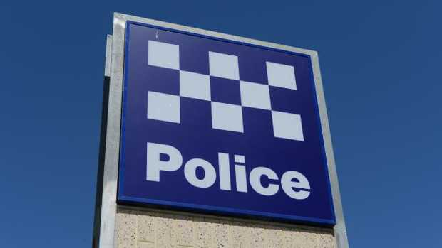 A Victoria Police officer has died after his motorbike was hit by a car. Picture: AAP