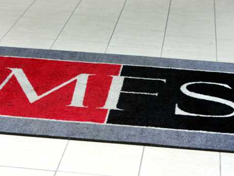 Welcome mat at Gold Coast-based MFS