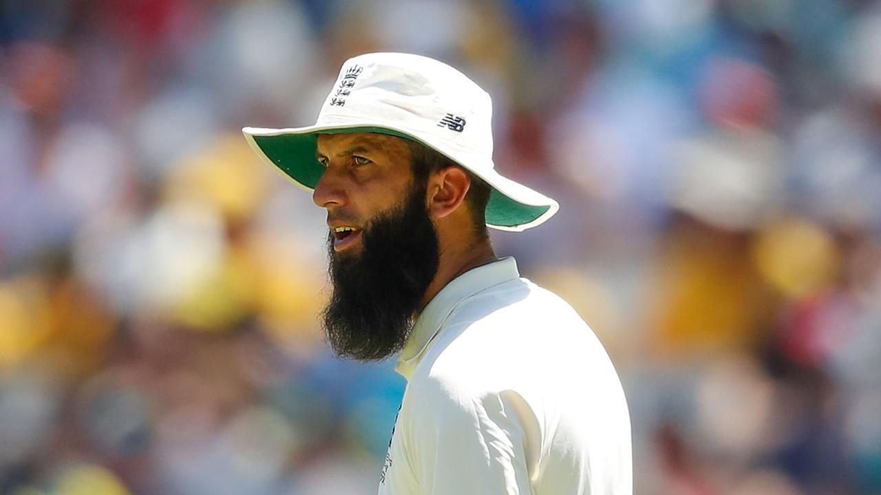 Moeen Ali has labelled Australia's cricketers rude.