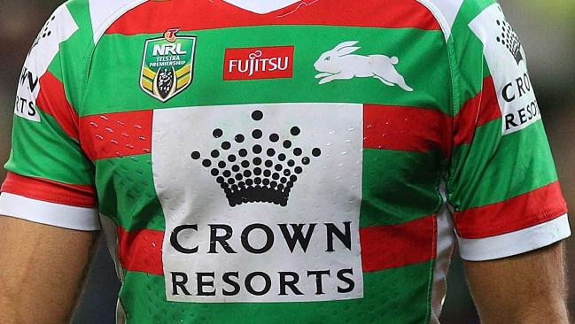 The South Sydney jumper.