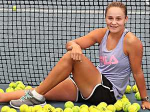 Major winner Barty sets sights on new challenge