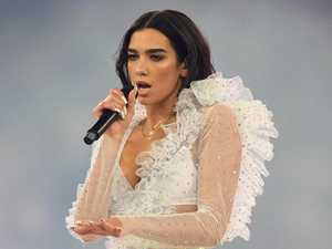 Dua Lipa concert-goers booted for 'waving gay flags'