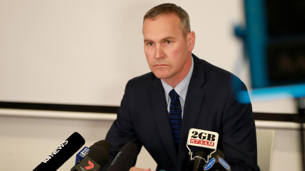 Bulldogs chief executive Andrew Hill has released a statement to confirm the club has responded to the NRL's $250,000 breach notice.