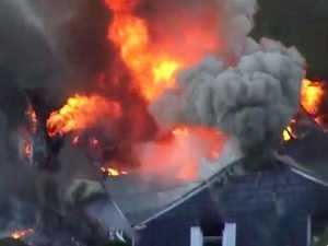 70 explosions rock Boston homes
