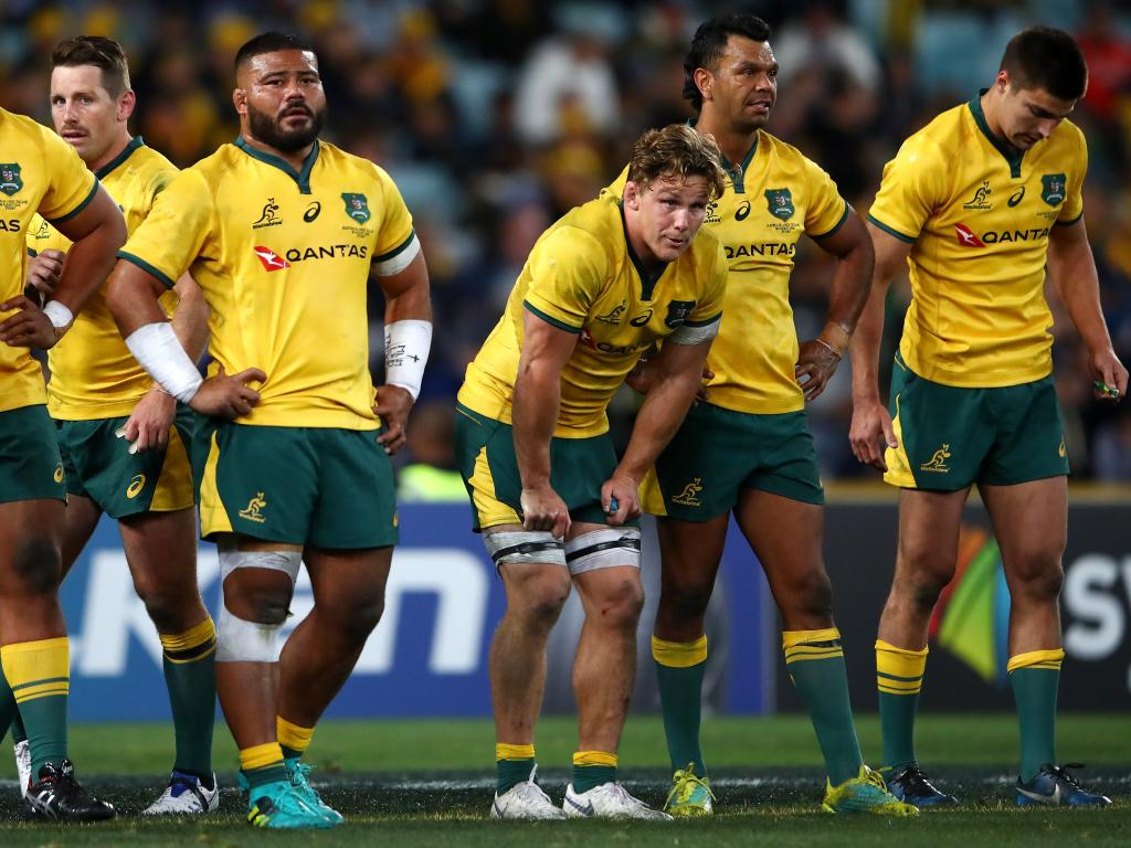 The Wallabies would be included in the southern conference.