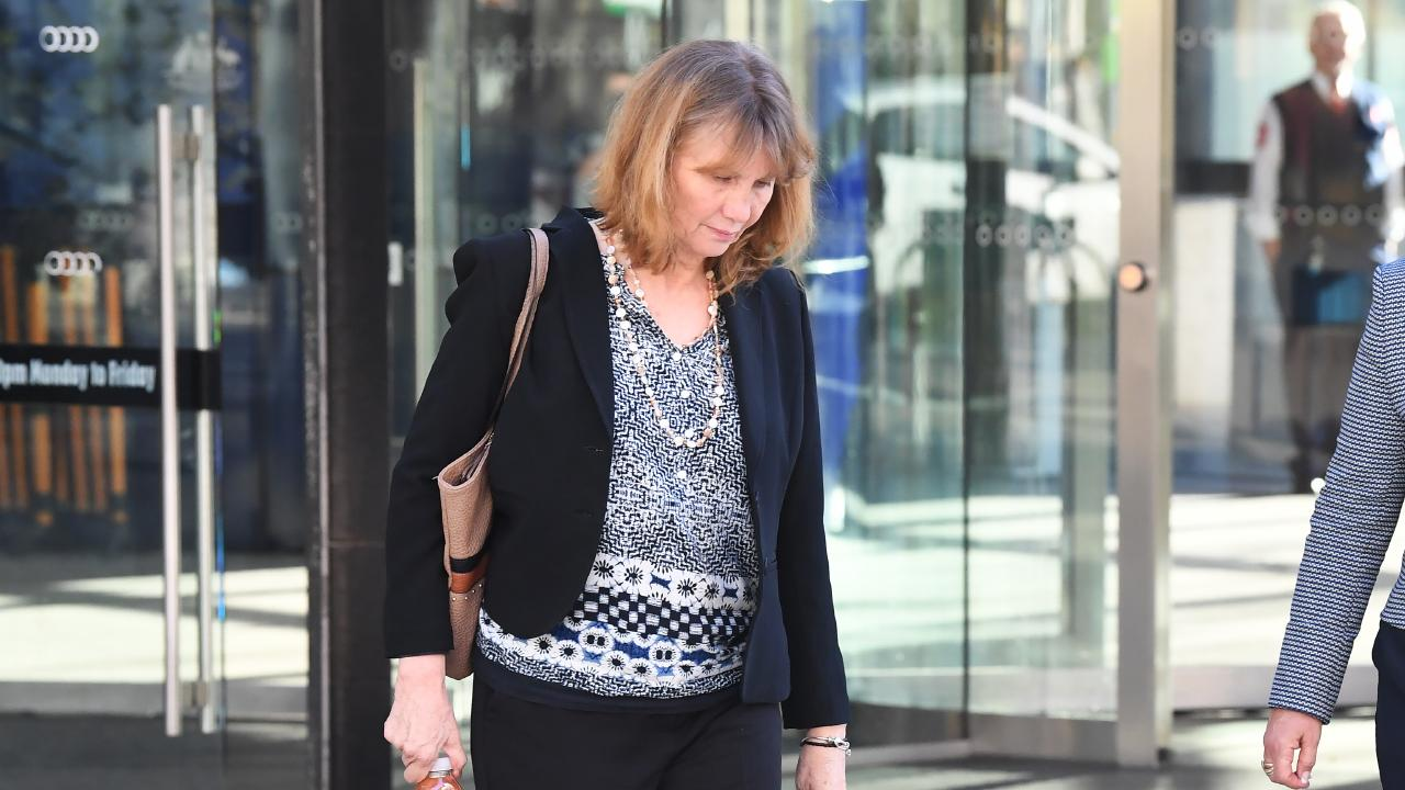 "Senior TAL executive Loraine van Eeden said the treatment of the nurse was ""bullying"". Picture: AAP Image/James Ross"