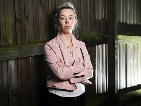 Stephanie Brankin has been waiting for years for surgery to treat her endometriosis, and fears becoming infertile. Picture: Nigel Hallett