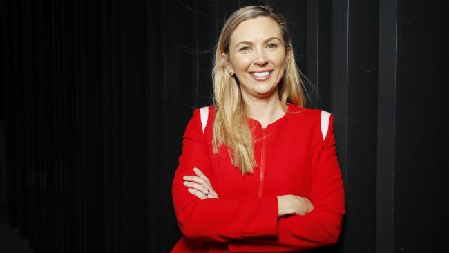 Construction law specialist Janelle Kerrisk says flexible hours don't have to come at the expense of profitability. Picture: Lachie Millard