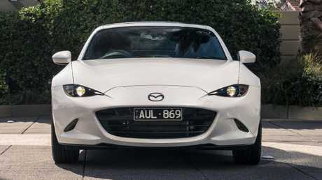 Photo of the Mazda MX-5